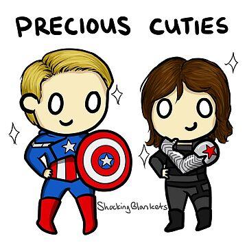 Precious Cuties by shockingblanket