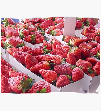 Berry Happy Poster