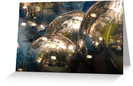 Silvery Mood by Carole Brunet