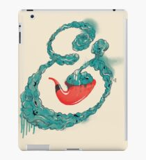 Smoke Ampersand iPad Case/Skin