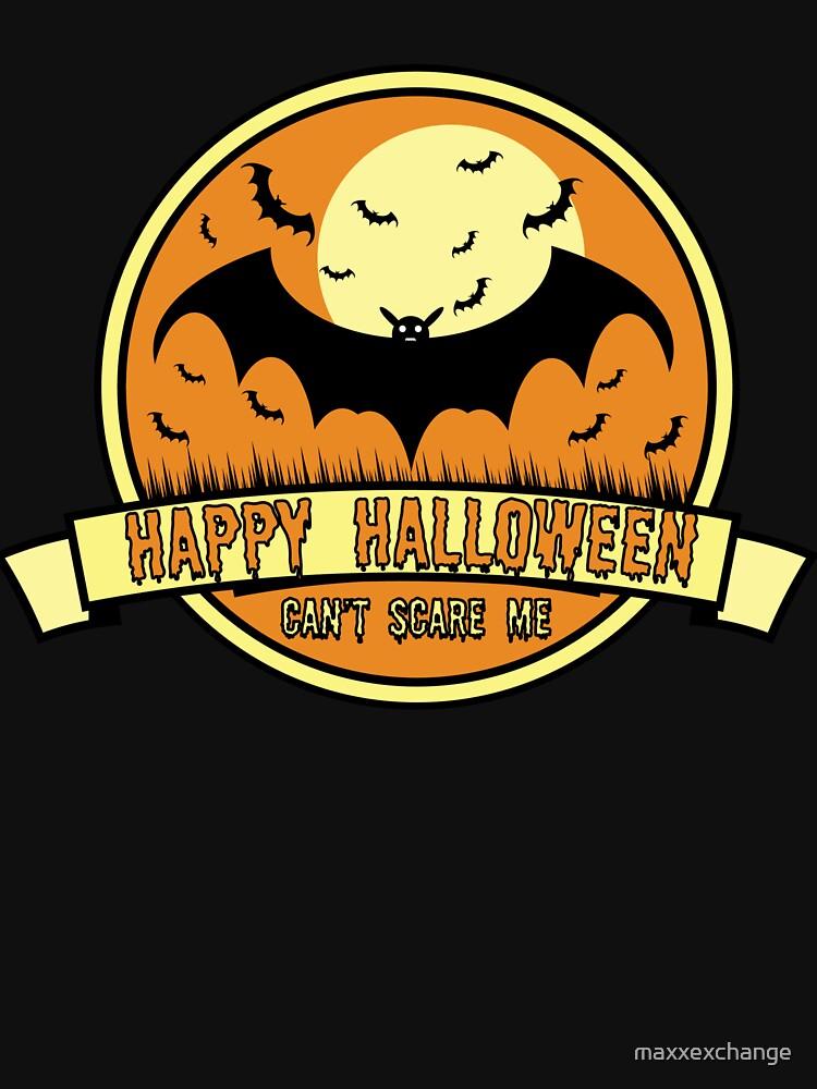 Spooky Scene Halloween Scene Scary Scene Bat. by maxxexchange