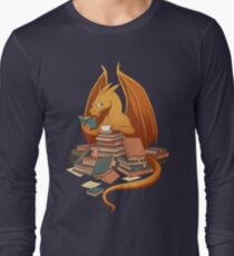 The Librarian's Horde Long Sleeve T-Shirt