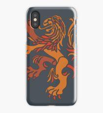Netherlands Lion Logo iPhone Case