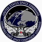 Combined Force Space Component Command (CFSCC) by Nikki SpaceStuffPlus