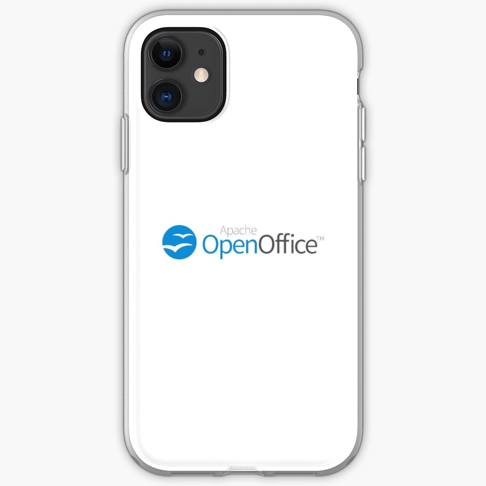 Apache OpenOffice iPhone Case & Cover