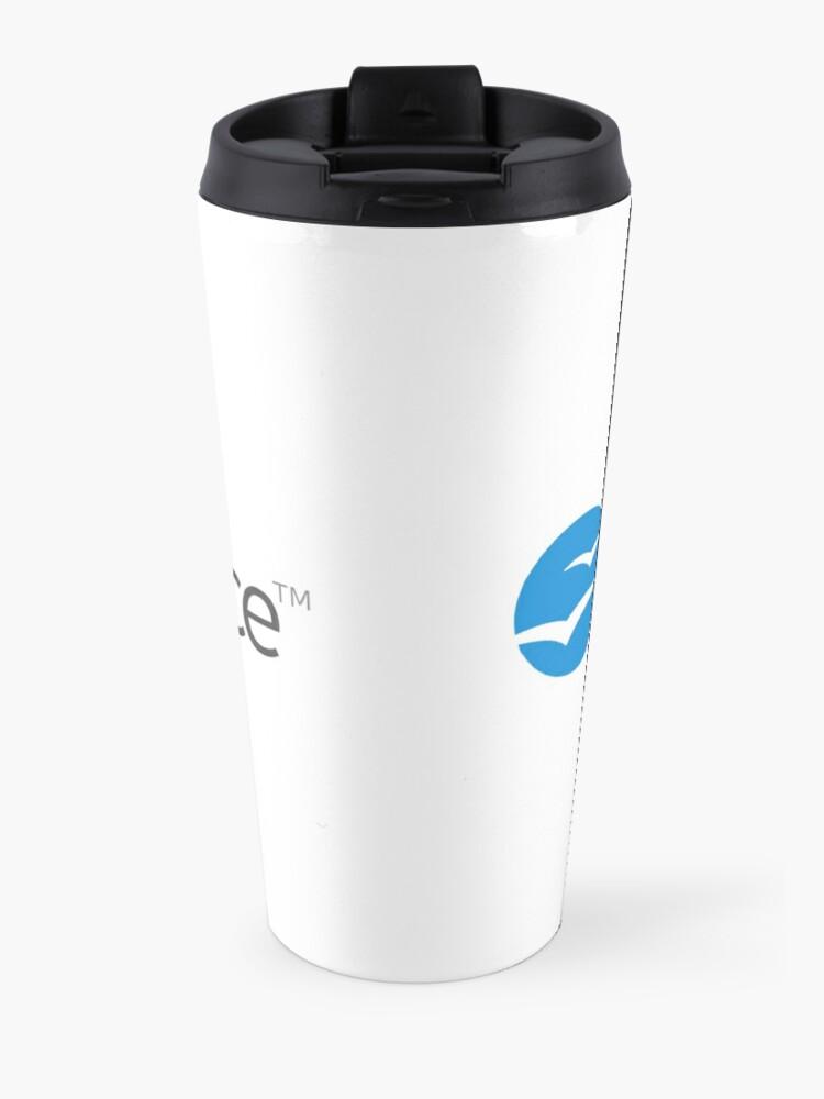 Alternate view of Apache OpenOffice Travel Mug