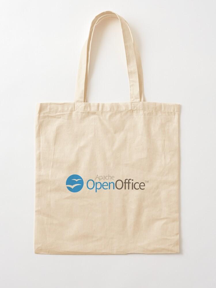 Alternate view of Apache OpenOffice Tote Bag