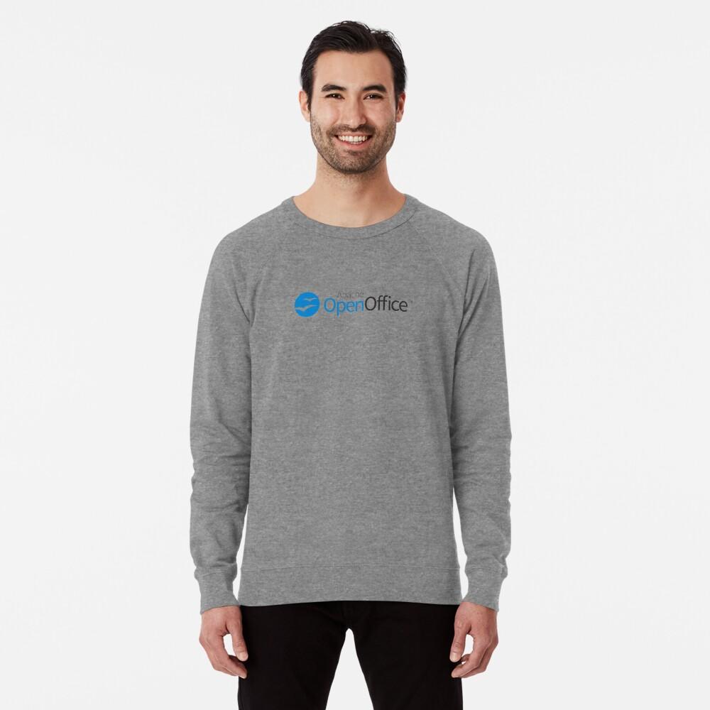 Apache OpenOffice Lightweight Sweatshirt