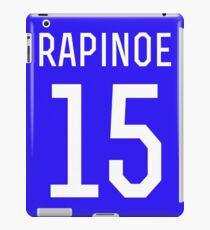 Megan Rapinoe #15 iPad Case/Skin