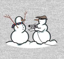 Snow Puppets by giancio