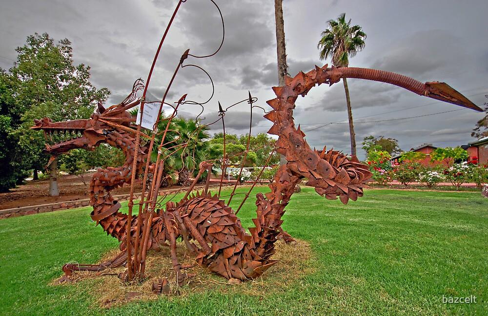 Rain Dragon, Lockhart by bazcelt