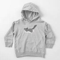 Chinchilla Toddler Pullover Hoodie