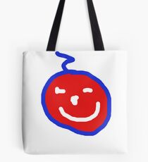 Smile! Your on red bubble:) Tote Bag