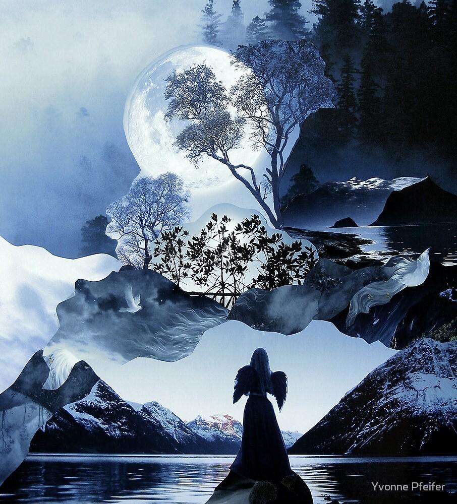 Lady of the Lake by Yvonne Pfeifer