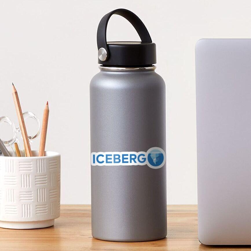 Apache Iceberg Sticker