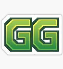 CSGO Pixel Series | GG Sticker