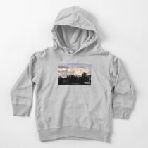 """Clouds at Dusk,"" Photo, for prints and products Toddler Pullover Hoodie"