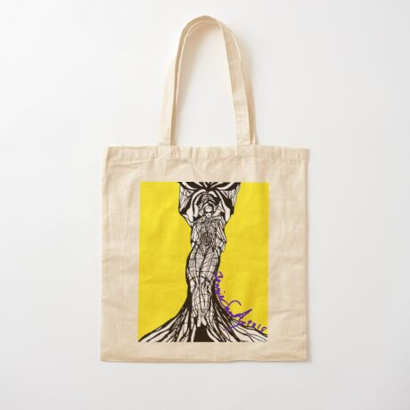 Woman Within8 Cotton Tote Bag