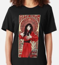Kate Bush - Wuthering Heights Slim Fit T-Shirt