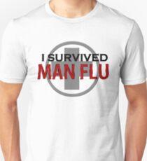 I survived Man Flu T-Shirt