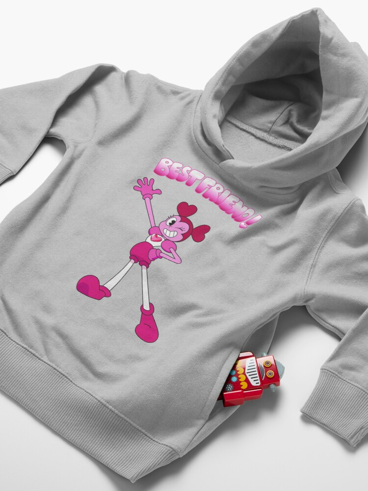 Alternate view of Spinel Toddler Pullover Hoodie