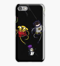 Batfinn and the Dog Wonder iPhone Case/Skin