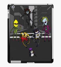 Batfinn and the Dog Wonder iPad Case/Skin