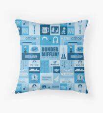 The Office Floor Pillow