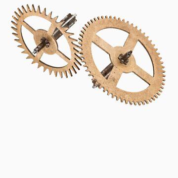 cog-wheels by sustine