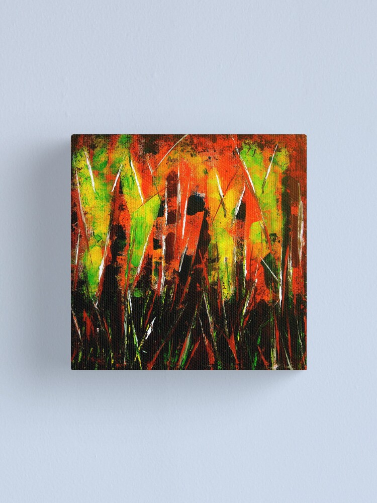 Alternate view of It's A Jungle Out There Canvas Print