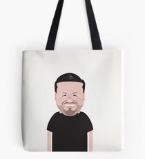 Ricky Gervais. Tote Bag