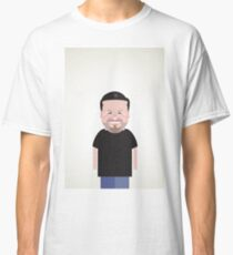 Ricky Gervais. Classic T-Shirt