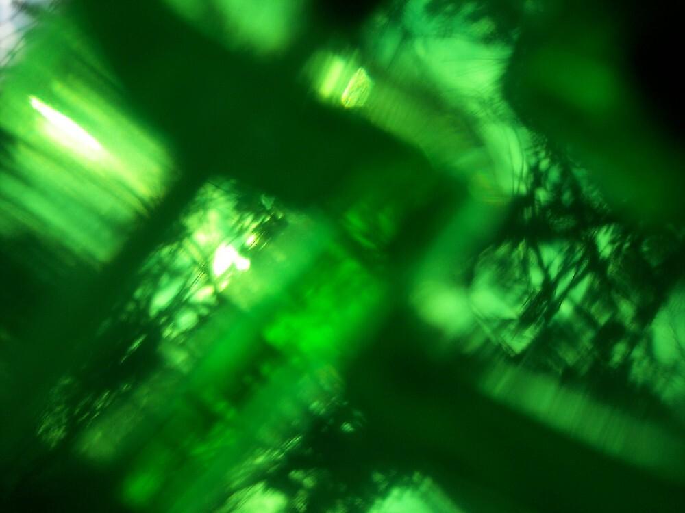 My green world by Nella Khanis