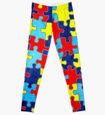 Autism Awareness Leggings