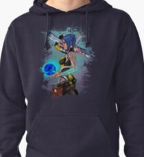 Borderlands 2 Maya the Siren Splatter Tee Pullover Hoodie