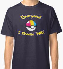 Parody: I Choose Everyone! (Pansexual) Classic T-Shirt