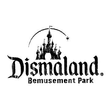 Dismaland - Banksy! by tshirttshirtlan