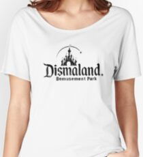 Dismaland - Banksy! Women's Relaxed Fit T-Shirt