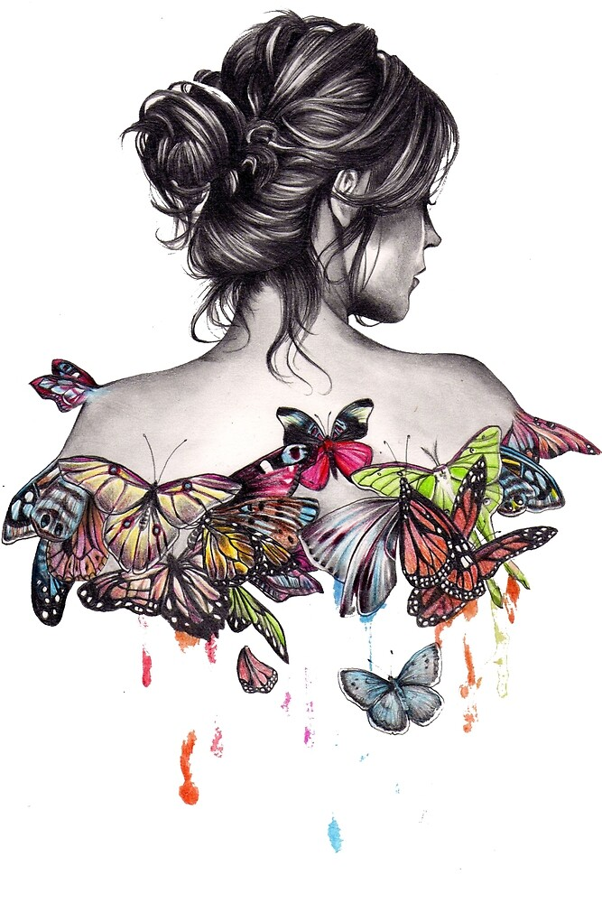 Butterfly Effect  by Kate Powell