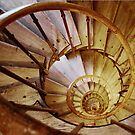 Infinite staircase by Jean  Malnory