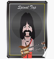 This Is Spinal Tap. Derek Smalls. Poster