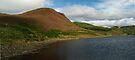 Loch An Lossgainn Mor by WatscapePhoto