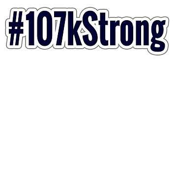 #107kStrong by AM24