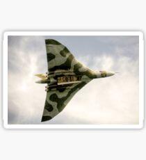 The Vulcan Bomber  Sticker