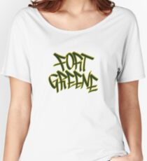 Fort Greene Relaxed Fit T-Shirt