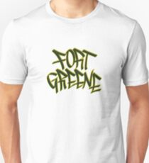 Fort Greene Slim Fit T-Shirt