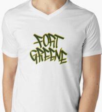 Fort Greene V-Neck T-Shirt