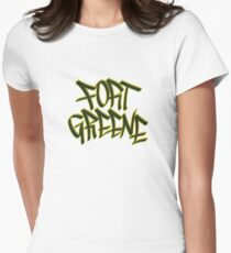 Fort Greene Fitted T-Shirt