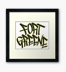 Fort Greene Framed Print