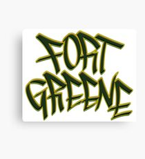 Fort Greene Canvas Print